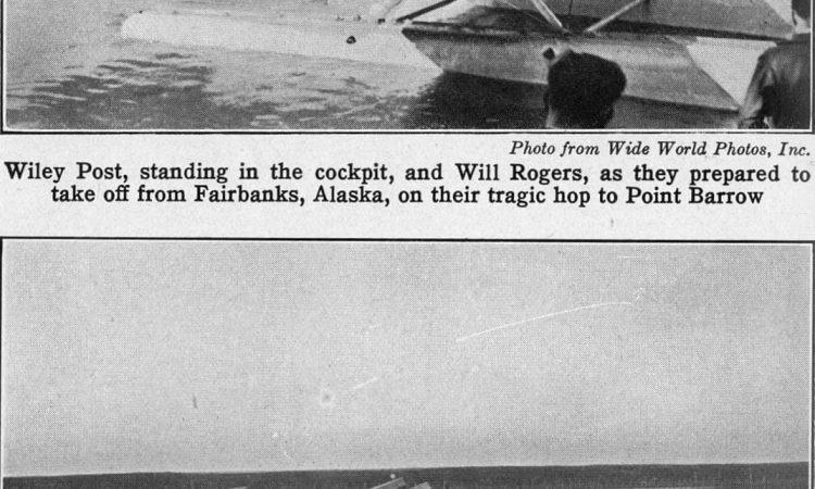 Will Rogers morte